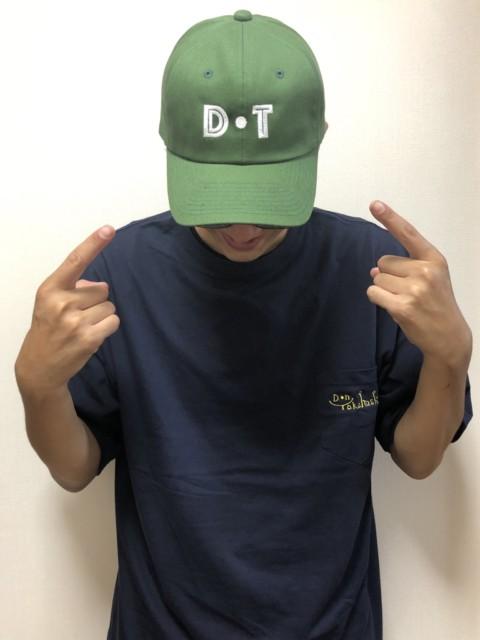 【ドン・タカハシ】胸ポケット付きビッグシルエットTシャツ【SOLDOUT】